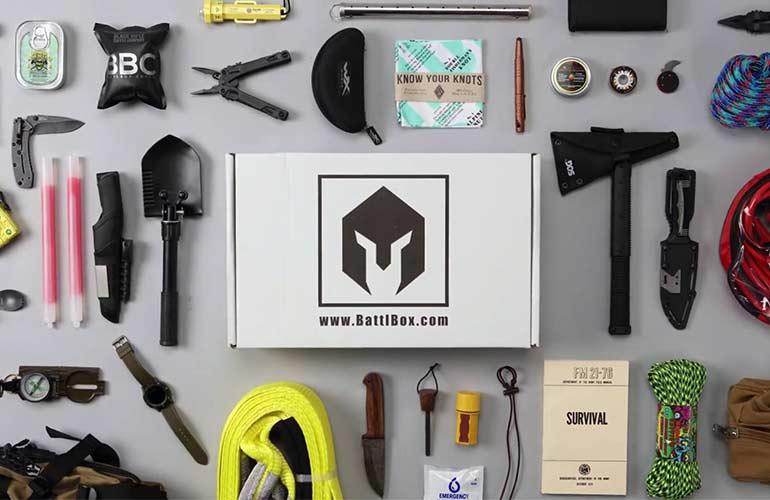 BattlBox Subscription For Men