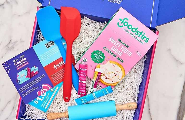 Foodstirs Subscription Box For Kids
