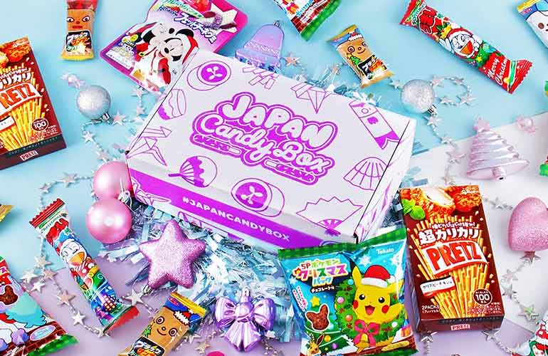 Japan Candy Box Snacks Subscription Box