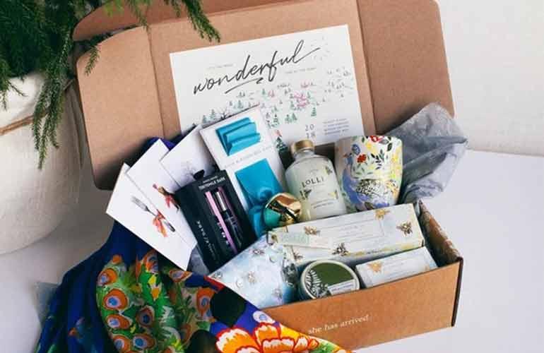 Margot Elena Seasonal Subscription Box For Woman