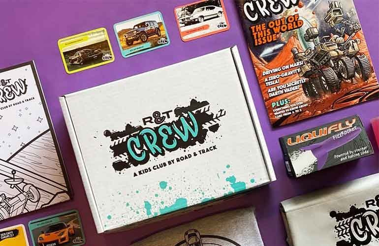 R&T Crew Subscription Box For Kids