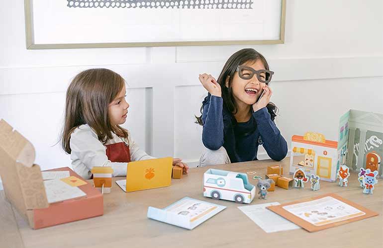 Sago Mini Box Subscription For Kids