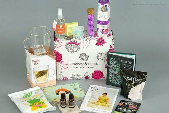 bombay & cedar subscription box for woman