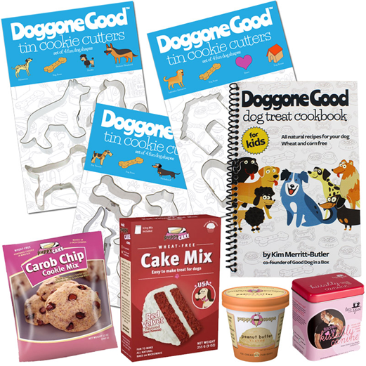 Good Dog in a Box Subscription Box for Dogs