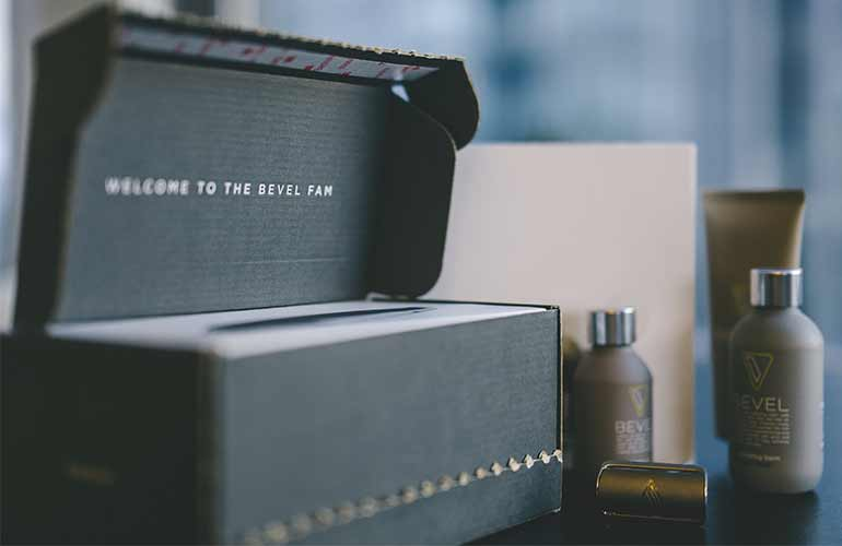 Bevel Shaving And Grooming Subscription Box