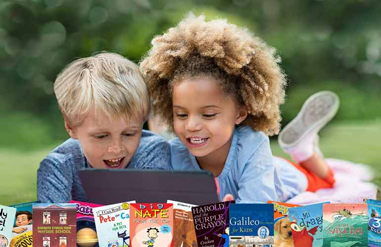 Epic! Books Subscription Box For Kids