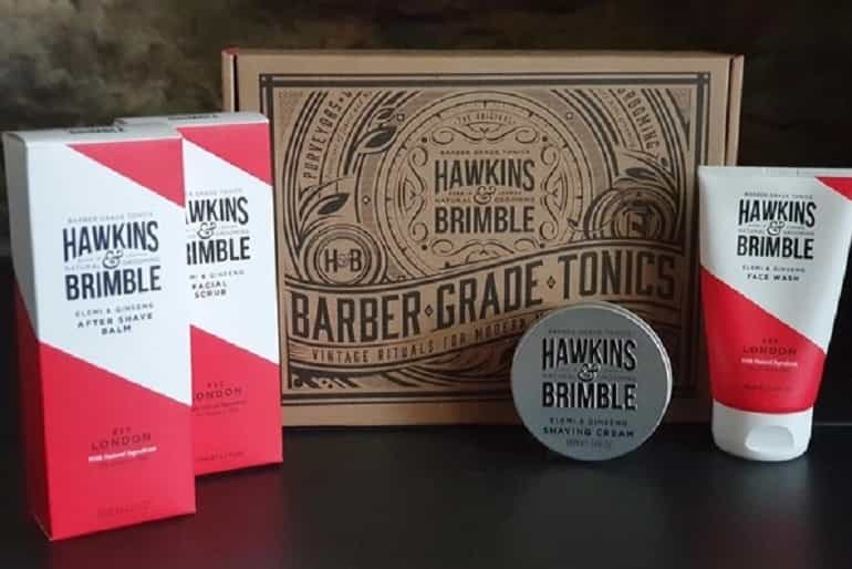 Hawkins and Brimble