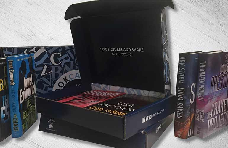 Kids Bookcase Club Book Subscription Box For Kids