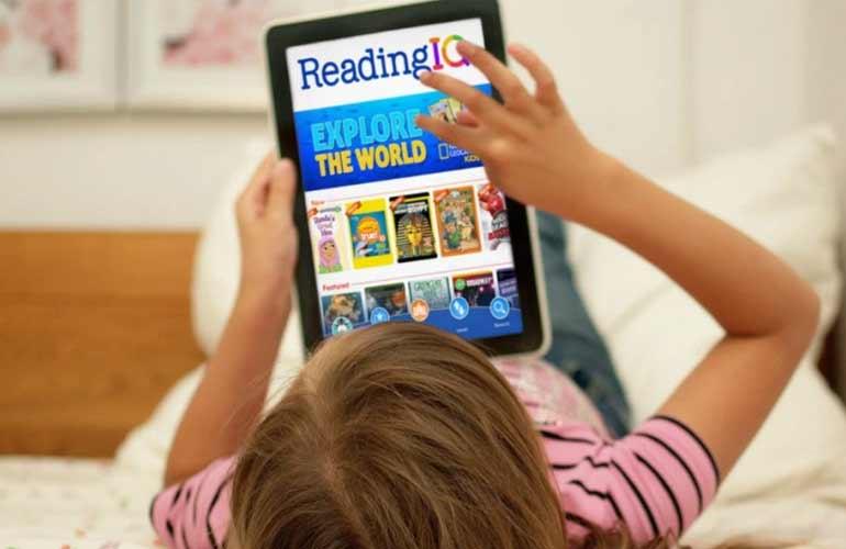 ReadingIQ Book Subscription Box For Kids