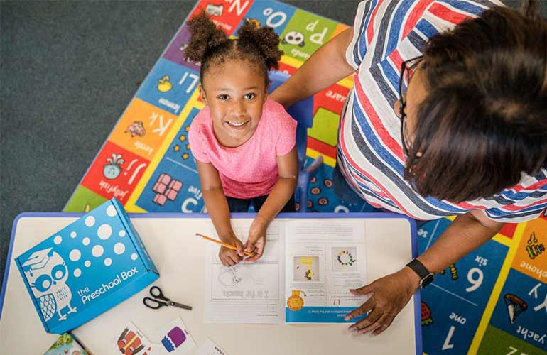 The Preschool Box Subscription For Preschoolers