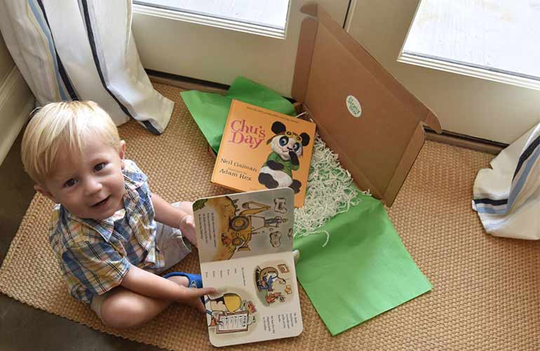 The Story Box Book Subscription For Kids