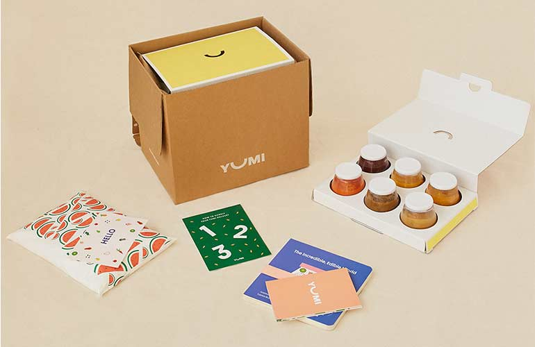 Yumi Subscription Box For Babies And Toddlers