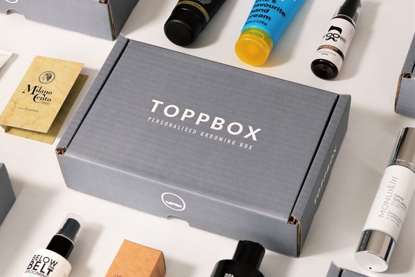 TopBox shave club Subscription Box for Men