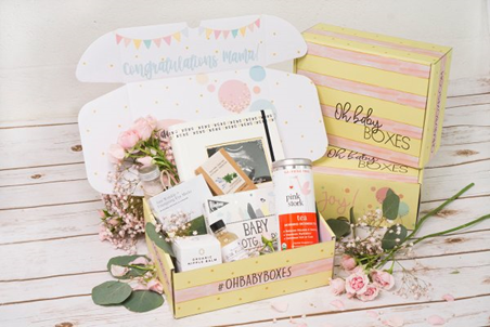 oh baby boxes Best Pregnancy & Maternity Subscription Boxes