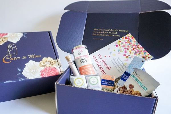 Cater to Mom Best Pregnancy & Maternity Subscription Boxes