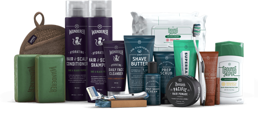 Dollar Shave Club subscription box for men