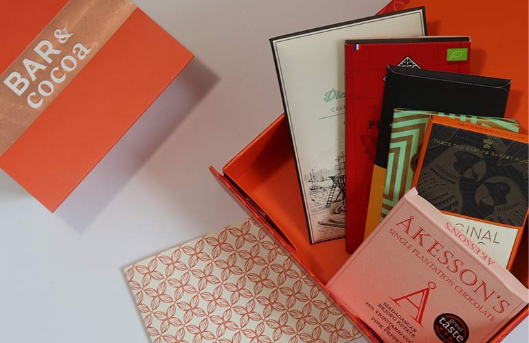 Bar & Cocoa Chocolate Subscription Boxes