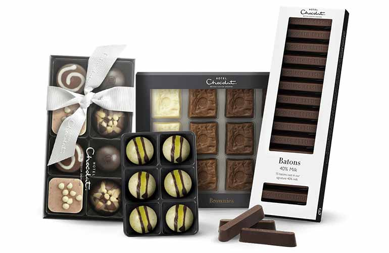 Hotel Chocolat Tasting Club Chocolate Subscription Box