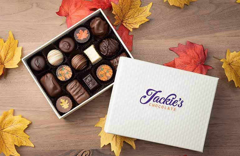 Jackie's Chocolates Subscription Box