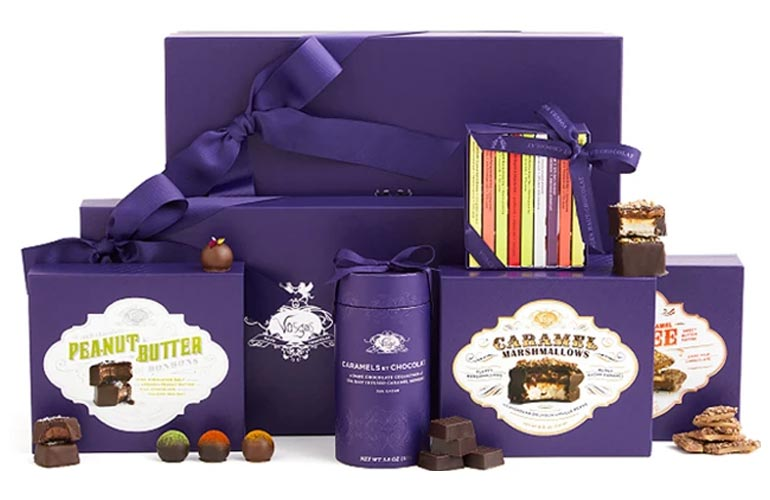 Vosges Chocolate Club Chocolate Subscription Box