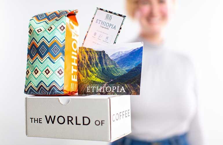 Atlas Coffee Club Subscription Box