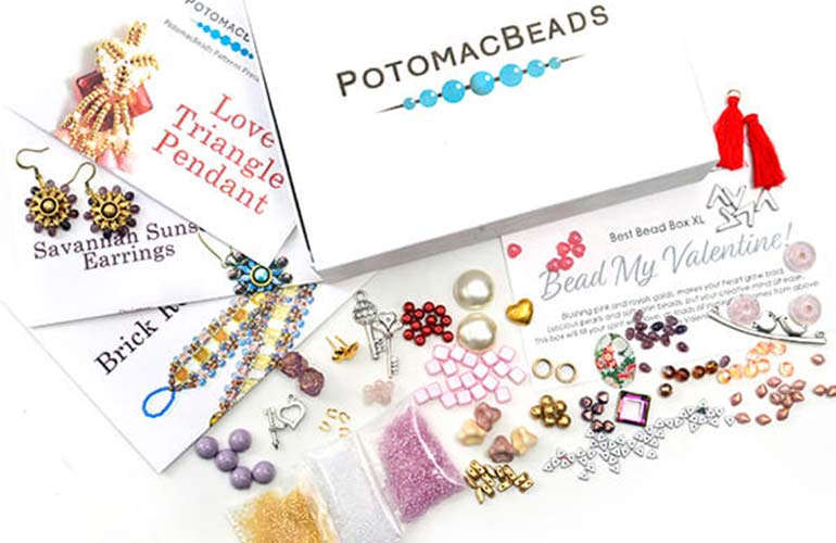 Best Bead Box Jewelry Subscription Box