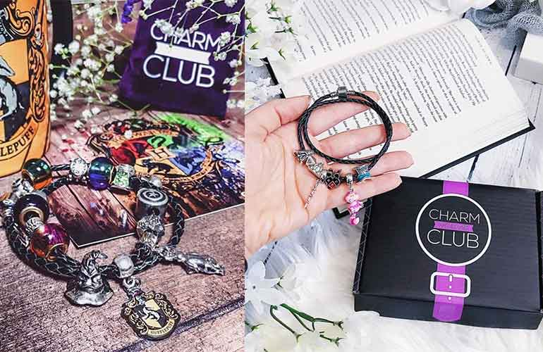 Charm With Me Club Jewelry Subscription Box