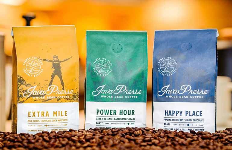 JavaPresse Coffee Subscription Box