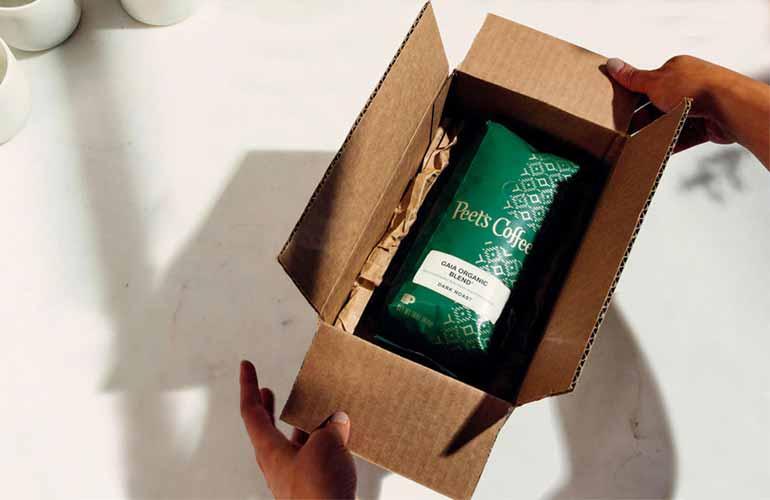 Peet's Coffee Subscription Box