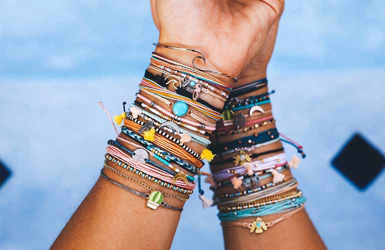 Pura Vida Bracelets Monthly Club Jewelry Subscription Box