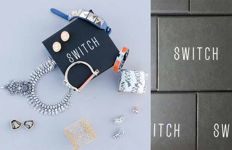 Switch Jewelry Subscription Box