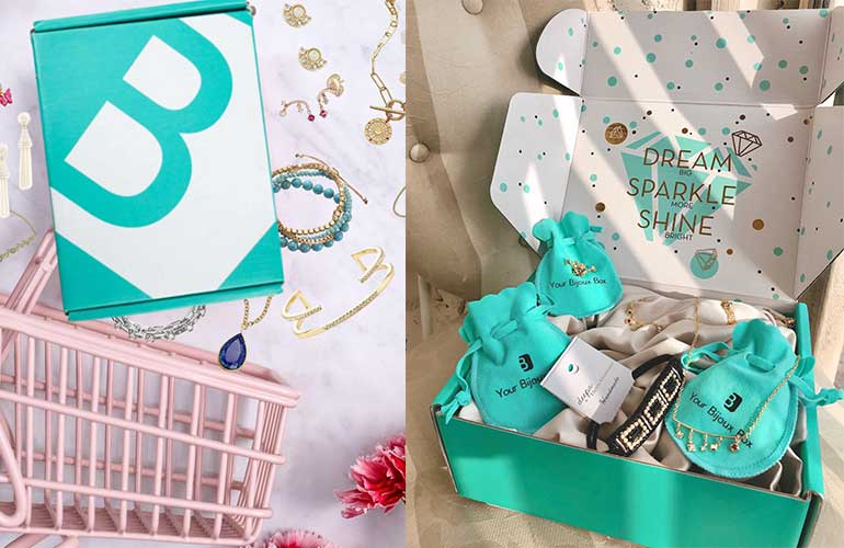 Your Bijoux Box Jewelry Subscription Box