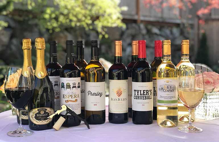 Cellars Wine Club Wine Subscription Box