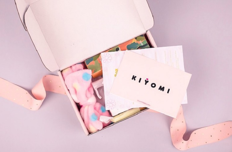 Kiyomi South Korean Beauty Subscription Service