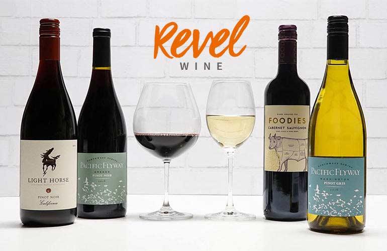 Revel Wine Subscription Box