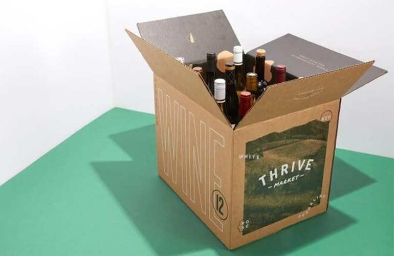 Thrive Market Wine Subscription Box