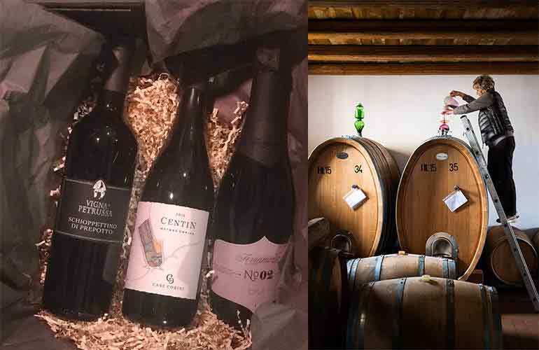 VeroVino Wine Subscription Box