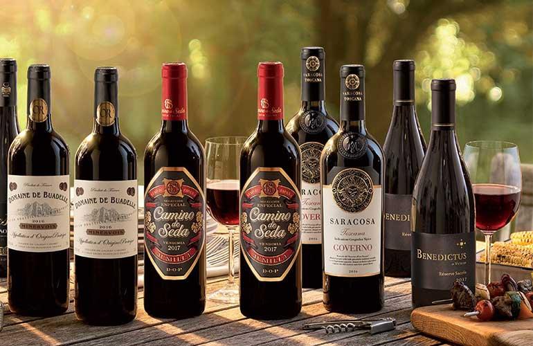 WSJ Wine Subscription Box
