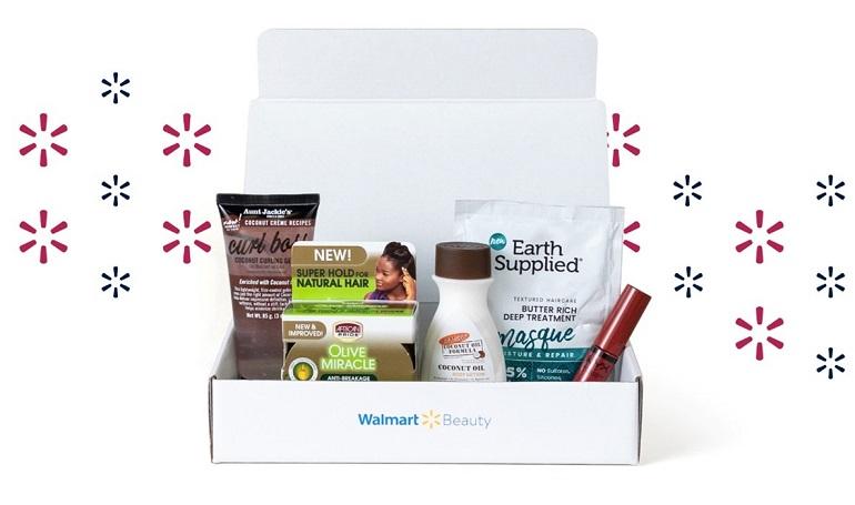Walmart Beauty Subscription Box