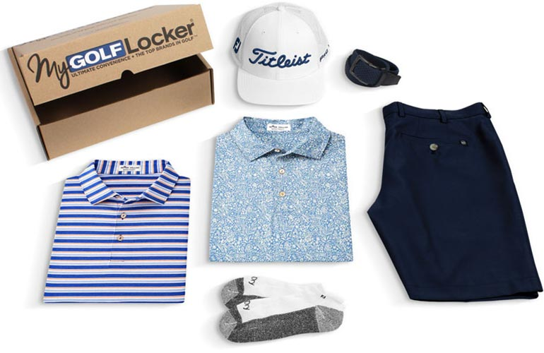 My Golf Locker Subscription Box For Golf Sports Fans