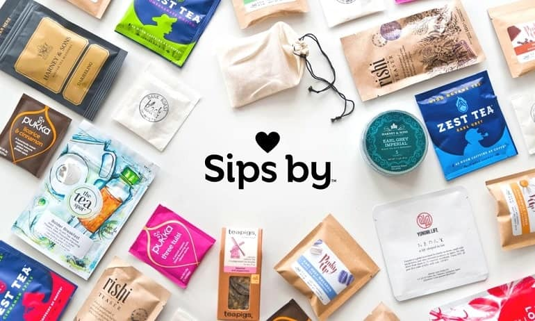 Sips By Organic Box