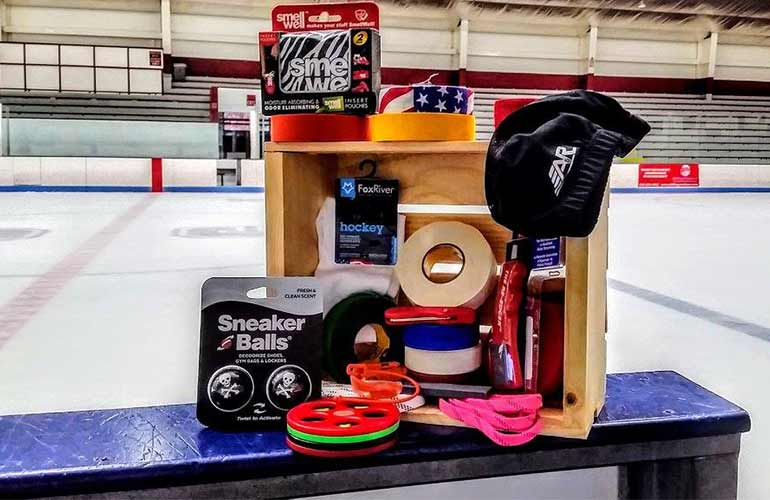 The PenaltyBox Subscription Box For Hockey Sports Fans