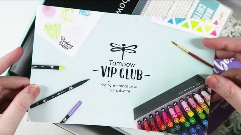 Tombow VIP Club