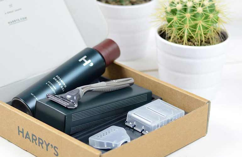 Harry's Shaving And Grooming Subscription Box