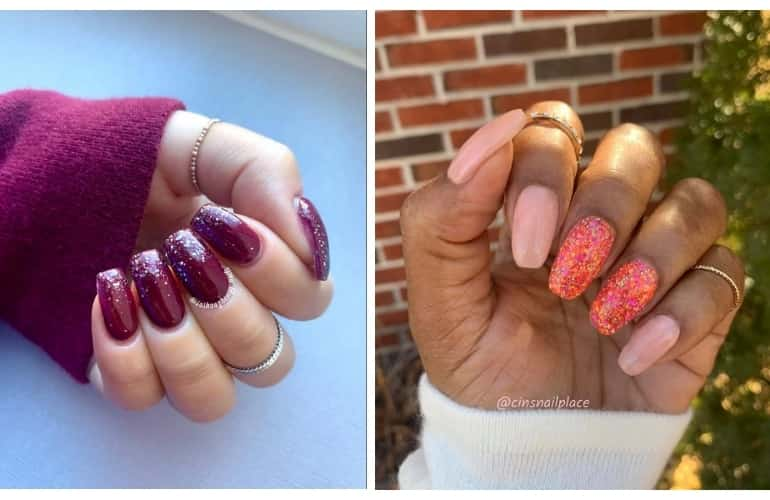 Sparkle Co Luxe Nails