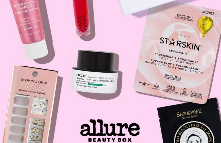 Allure skincare