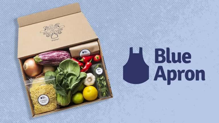 Blue Apron Food