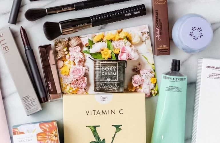 BoxyLuxe skincare