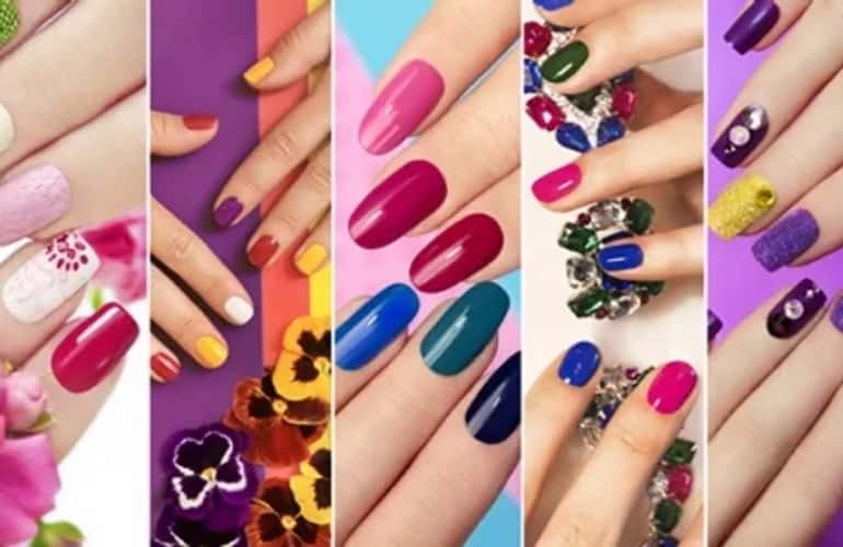 French Pastry Nail Art