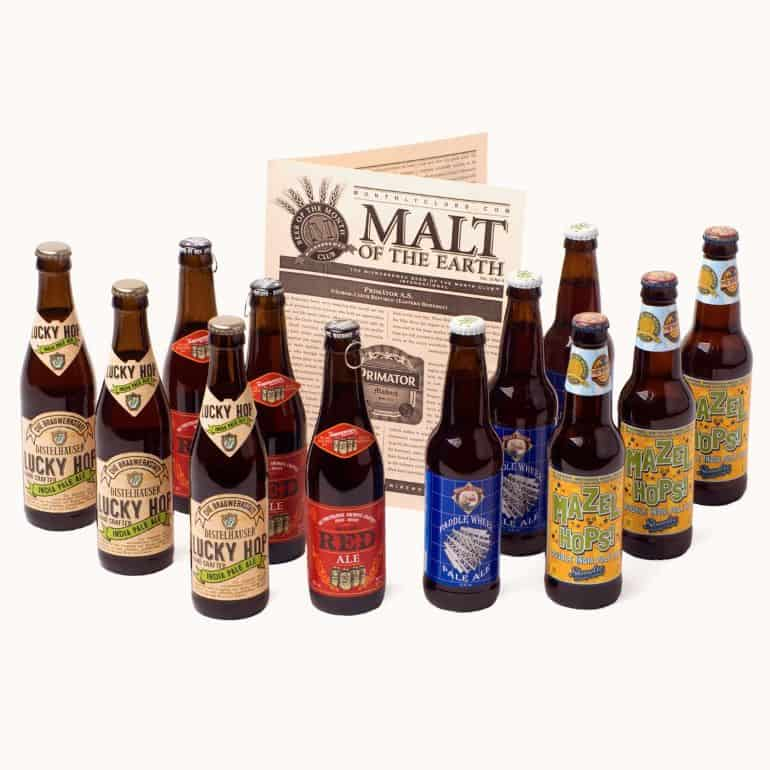 The US and International Variety Beer Club